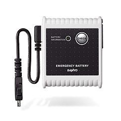 SANYO 携帯バッテリー