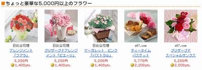 5000円以上