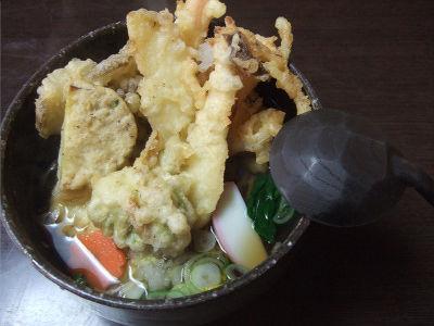 ECナビブログβ版-天ぷら蕎麦