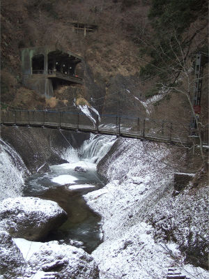 ECナビブログβ版-吊り橋