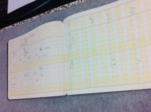 ザジさんの手帳