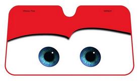 マックイーンの目?