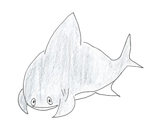 珍獣大募集_ごめんなサメ